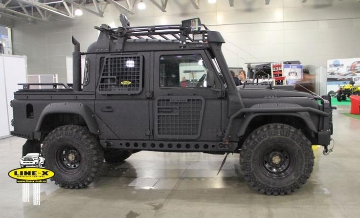 landrover defender 110 crewcab pickup wtshtf land. Black Bedroom Furniture Sets. Home Design Ideas