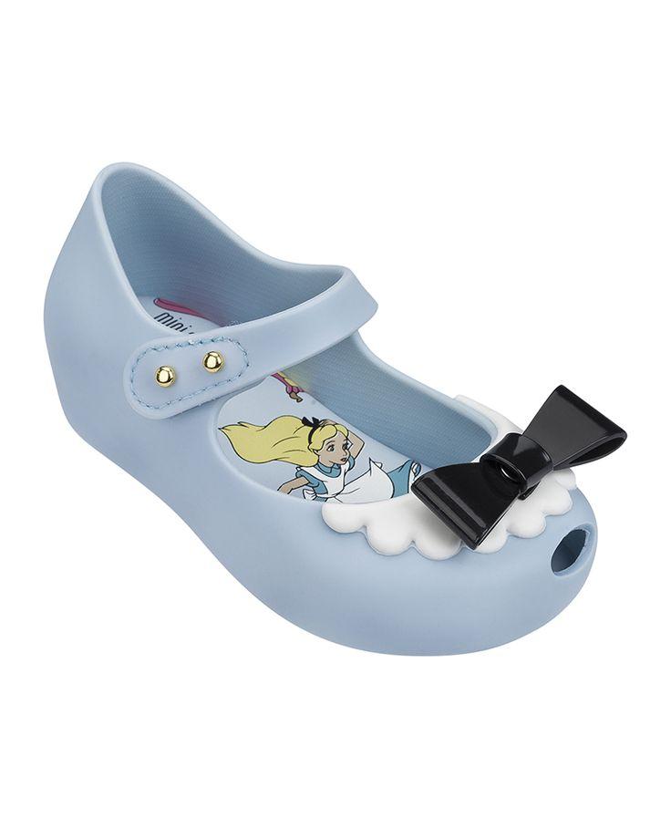 Zapatos negros Melissa Harmonic infantiles oMicGN227Z