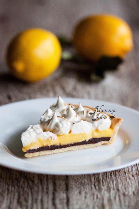 Мой первый лимонный тарт с меренгой! Именно таким я себе его представляла и лимонным и шоколадным!!! Благодаря сообществу my_lovely_cake я взяла и наконец-то приготовила…