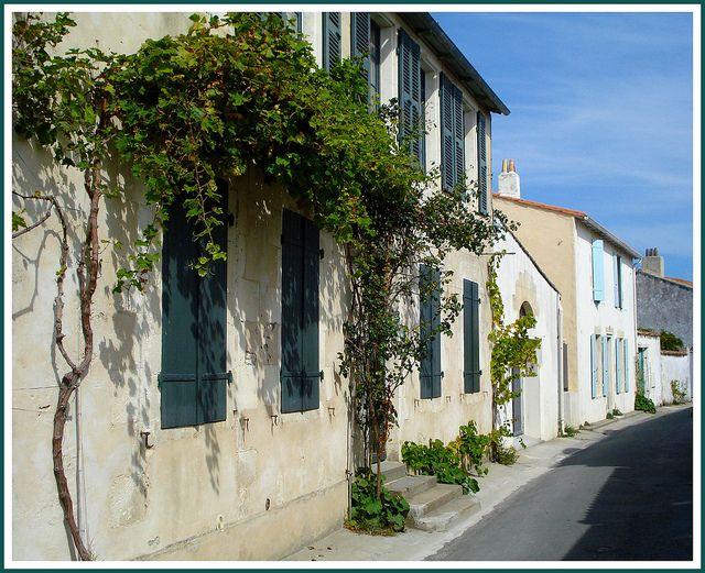 Encore! Life, | ♕ | Ars-en-Ré {Plus Beaux Villages} | by ©...
