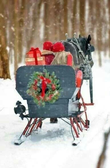 One Horse Open Sleigh, nothing like it.