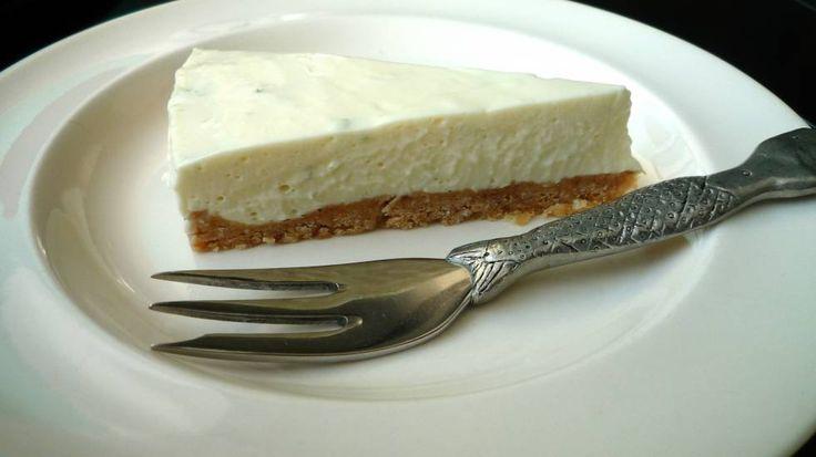 No Bake Key Lime Pie recept | Smulweb.nl