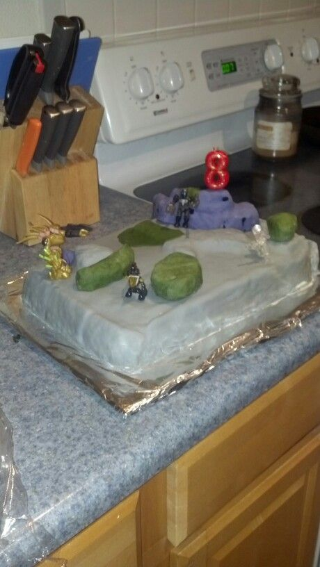 25 Best Ideas About Halo Cake On Pinterest Halo Party