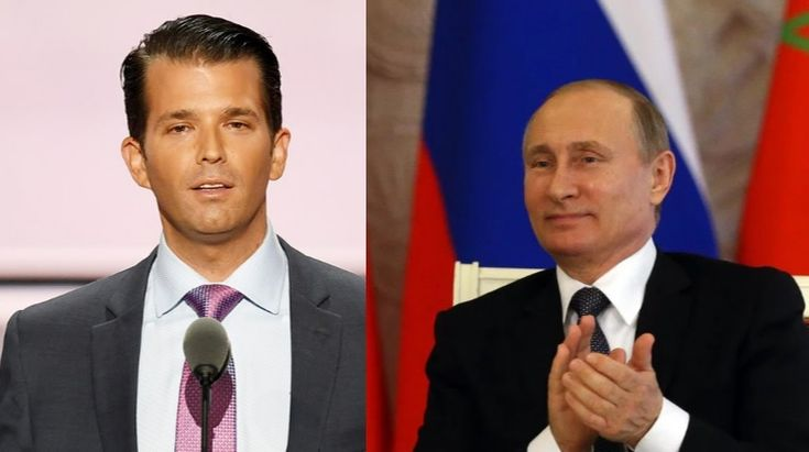 Donald Trump Jr. Was Just Caught Holding Secret Meetings With Russian Officials