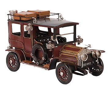 Adorno Automóvel Rolls Royce - 33cm
