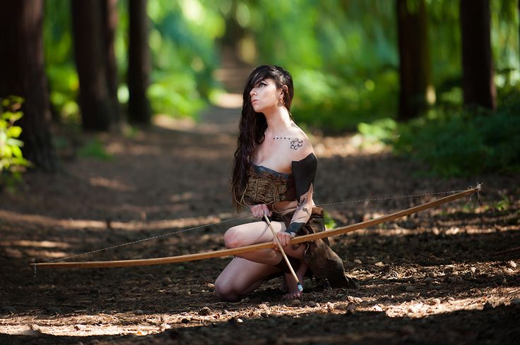 Celtic Modelling shoot