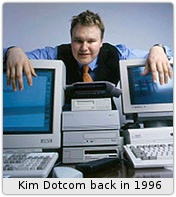 Kim Dotcom takes issue with critics taking issue with his new MEGA service
