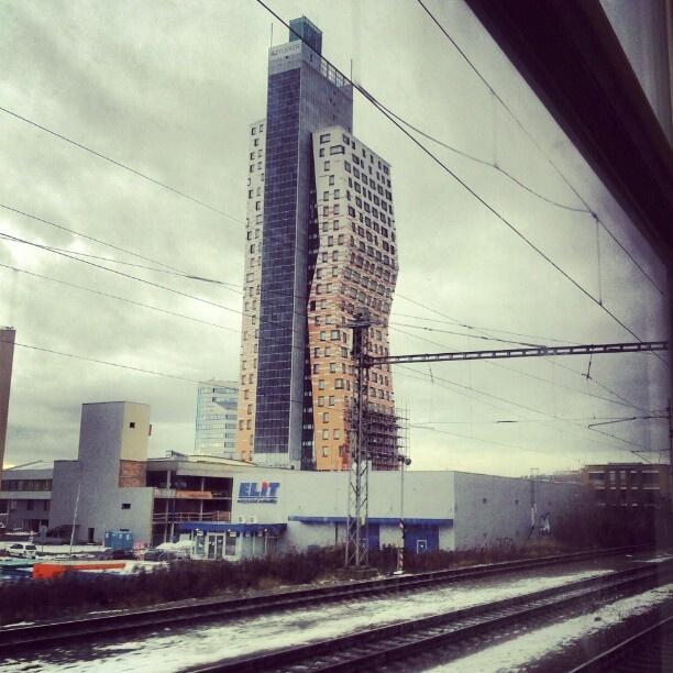 Brno skyscraper - AZ Tower