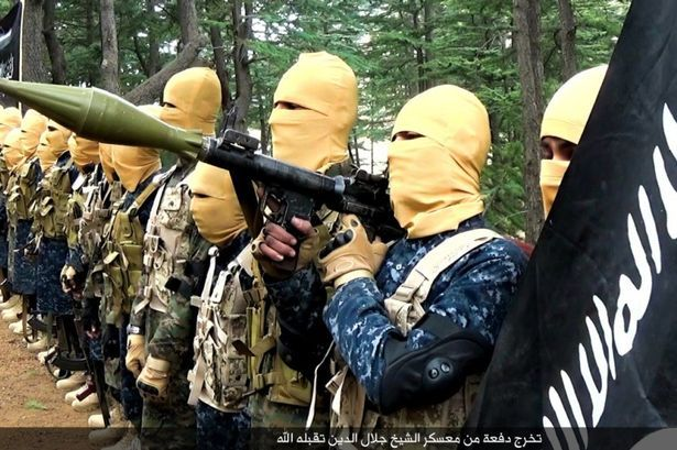 Chilling document reveals detailed #ISIS plans for world domination