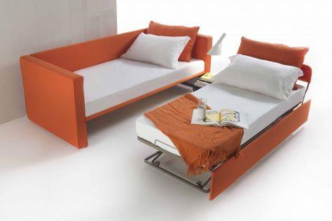Le 25 migliori idee su divani letto su pinterest piccolo - Poltronesofa letti contenitore ...