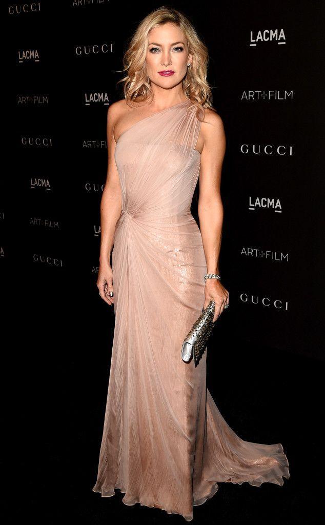 Kate Hudson - Die besten Red-Carpet-Roben von 2014  In Gucci Première bei der LACMA Art + Film Gala.