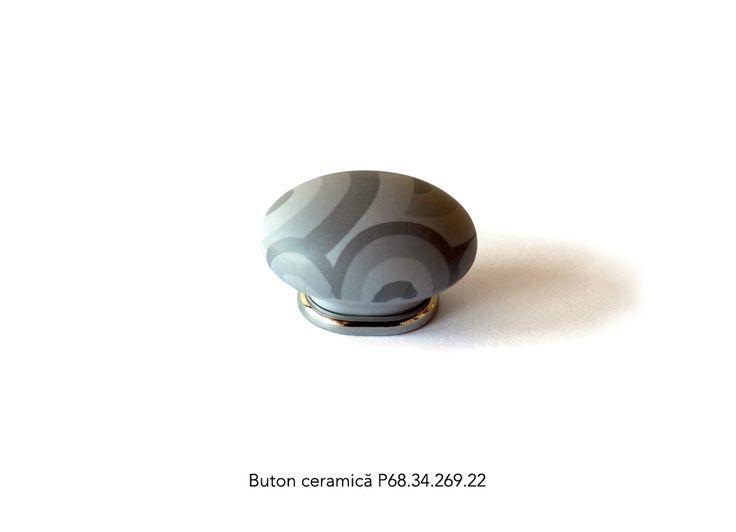Buton ceramica P68.34.269.22