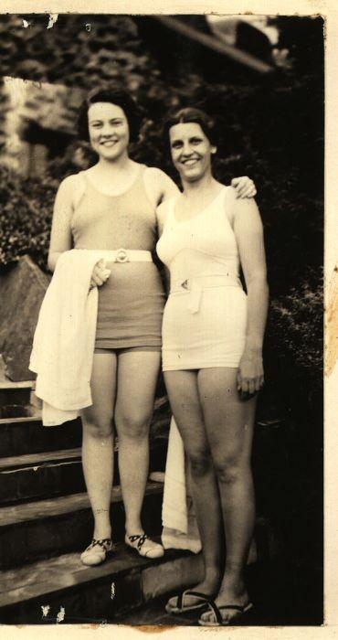 Kappa Alpha Theta 32nd Convention, 1934, Asheville, NC. #theta1870