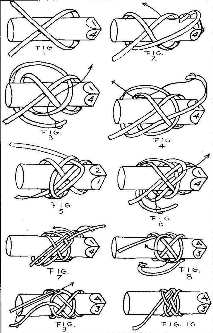 turk u0026 39 s head knot
