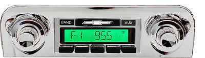 1959 1960 Impala Radio AM/FM USA 230 Custom Autosound AUX MP3 EL CAMINO