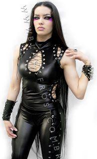.Moda de Subculturas - Moda e Cultura Alternativa.: Heavy Metal: Moda Alternativa Feminina