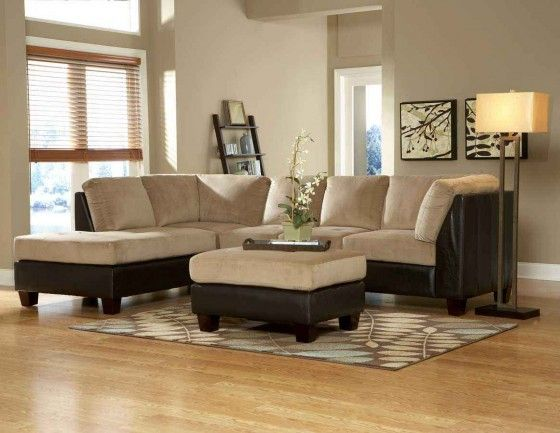 1000+ Ideas About Brown Sectional On Pinterest | Brown Sofa Decor