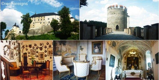 Trip to Castle Sternberg