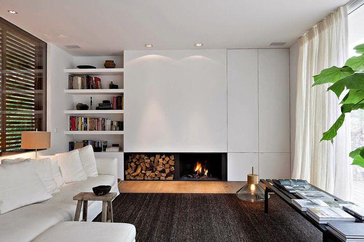 Simplicity Love: Modern Villa in Antwerp, Belgium | Oscar V