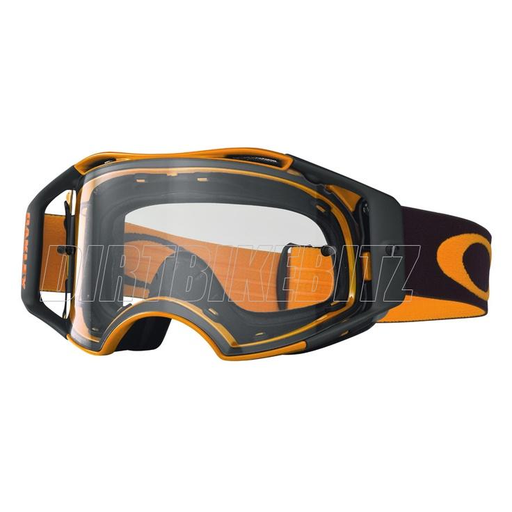 2013 Oakley Airbrake Mx Goggles - Herlings Signature Airbrake Goggle - 2013 Oakley Airbrake Mx Goggles - 2013 Motocross Gear