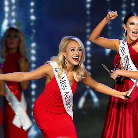 Miss Arkansas is the new Miss America 2017