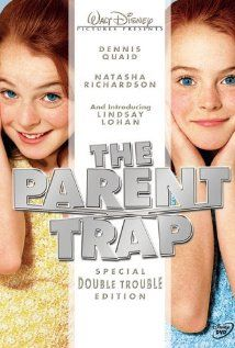 The Parent Trap - Identical twins Hallie and Annie were separated at birth when their parents divorced. After the two meet at summer camp, they begin plotting to reunite their estranged parents. (1998)