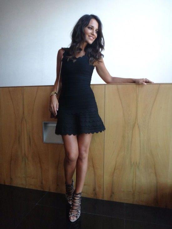 Fetiche Suances #dress and #Zara #heels
