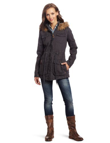 Roxy Juniors Hickory Jacket $75.00
