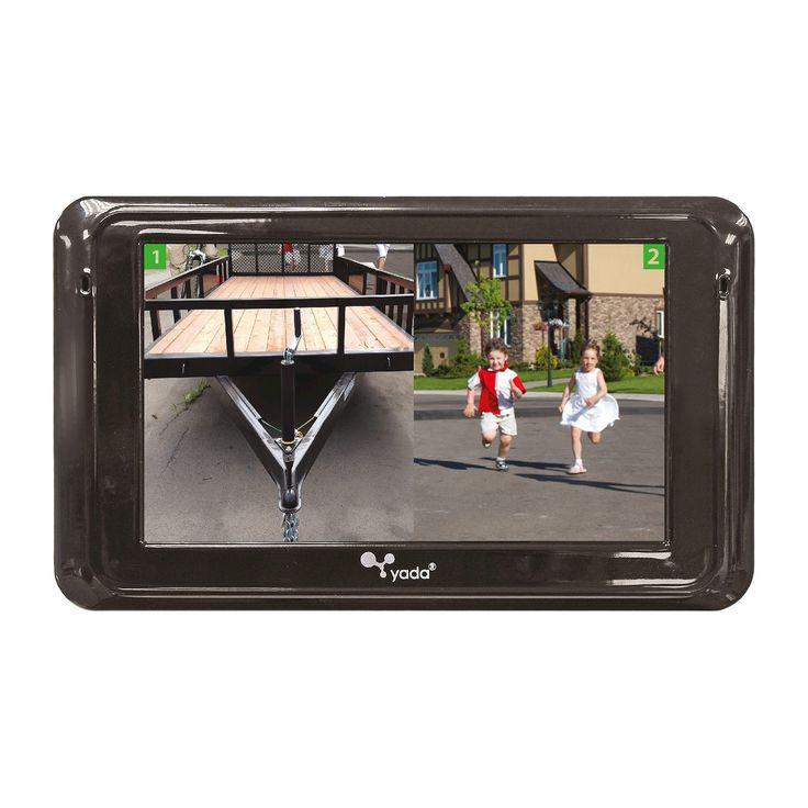 Yada Wireless Backup Camera with 5 Dash Monitor
