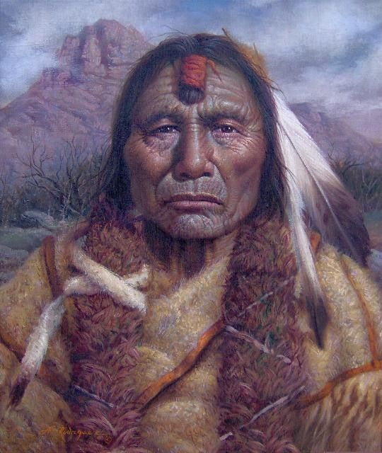 Native Americans Indians ALFREDO RODRIGUEZ