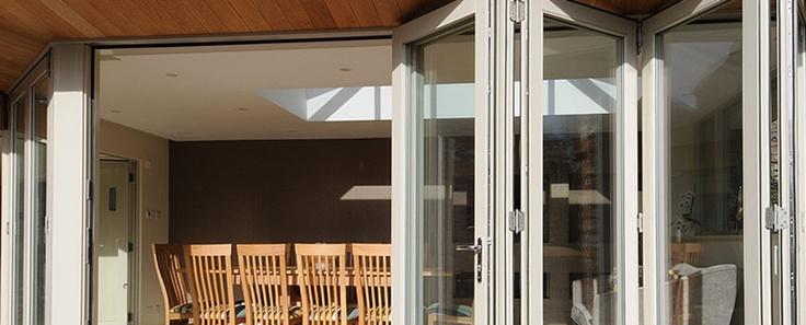 8 best Composite Bifold Doors images on Pinterest | Bi folding doors ...