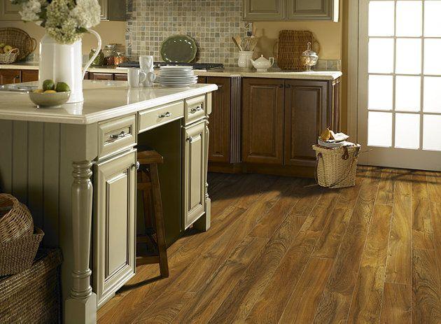New Hardwood Flooring   Hardwood Wild Frontier Hickory     San Antonio Sage    Flooring By Shaw