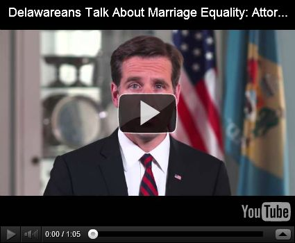 Video | Beau Biden, son of vice president: Why I support marriage equality for gay, lesbian couples