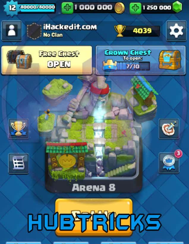 Clash Royale v1.4.1 Mod APK Hello, HubTricks Friends Today We provide Clash Royale v1.4.1 Mod Apk For Clash Royale Friends. Download Clash Royale v1.4.1 Mod Apk From Below Download Section And Enjoy!!! Check This :- Wifi Password Recovery v1.9 PRO APK [Latest] What's New In Clash Royale 1.4.1 Mod APK :- SIX NEW CARDS – …