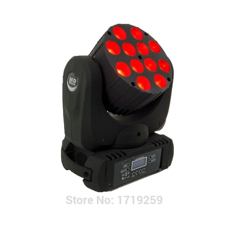 867.07$  Watch here - http://aliw5l.worldwells.pw/go.php?t=32646076804 - 6pcs/lot DHL FEDEX express free shipping led beam moving head light rgbw 12x12w the brightest beam led lighting equipment 867.07$