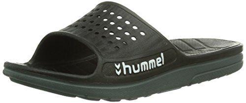 hummel HUMMEL SPORT SANDAL, Unisex-Erwachsene Dusch- & Badeschuhe, Schwarz (Black 2001), 47 EU - http://on-line-kaufen.de/hummel-2/47-eu-hummel-hummel-sport-unisex-erwachsene-dusch-2