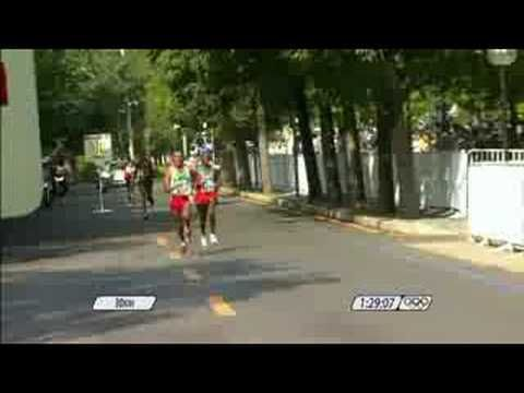 Athletics - Men's Marathon - Beijing 2008 Summer Olympic Games