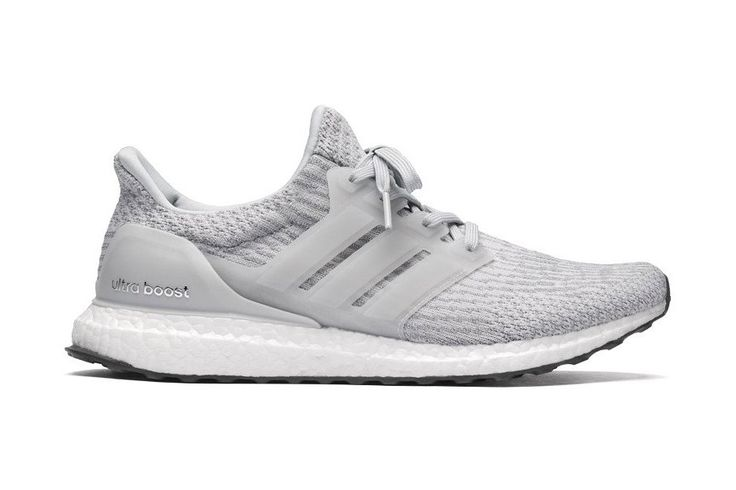 "#NEED: adidas UltraBOOST 3.0 ""Grey"" - MISSBISH 