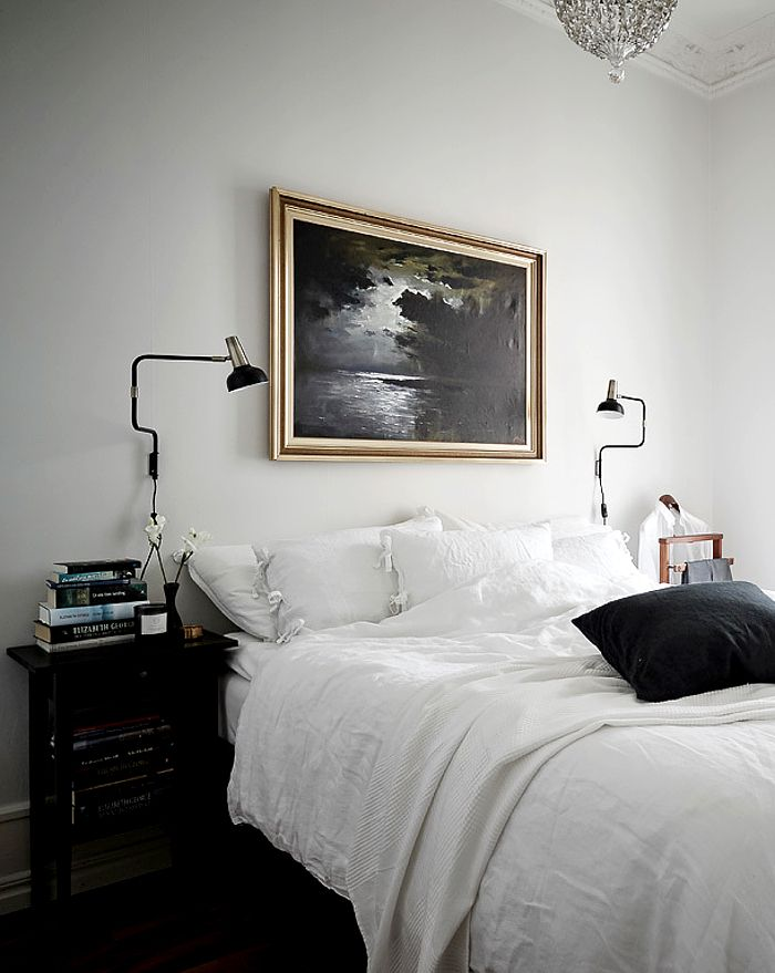 White and black bedroom design 932 best