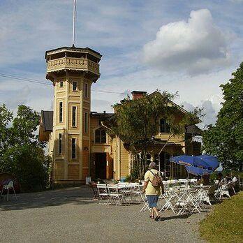 Cafe Lyran i Bredäng