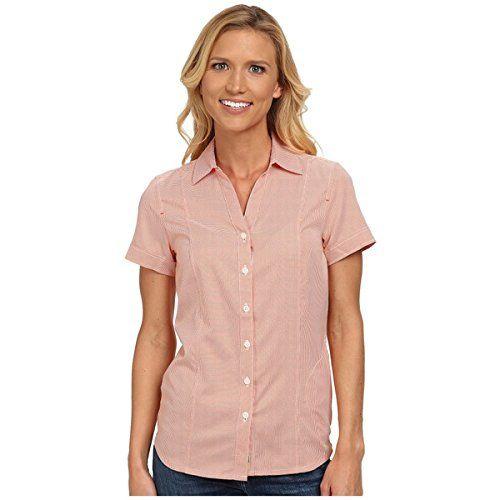 (ジャックウルフスキン) Jack Wolfskin レディース トップス 半袖シャツ Kepler Shirt 並行輸入品  新品【取り寄せ商品のため、お届けまでに2週間前後かかります。】 カラー:Koi Orange Checks 商品番号:ol-8522051-555687 詳細は http://brand-tsuhan.com/product/%e3%82%b8%e3%83%a3%e3%83%83%e3%82%af%e3%82%a6%e3%83%ab%e3%83%95%e3%82%b9%e3%82%ad%e3%83%b3-jack-wolfskin-%e3%83%ac%e3%83%87%e3%82%a3%e3%83%bc%e3%82%b9-%e3%83%88%e3%83%83%e3%83%97%e3%82%b9-%e5%8d%8a/