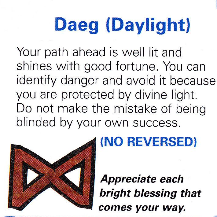 dagaz rune relationship quiz