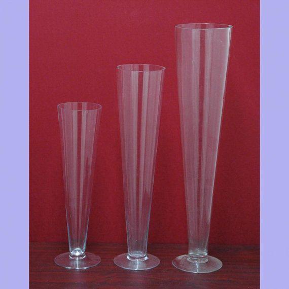 Ideas about trumpet vase centerpiece on pinterest