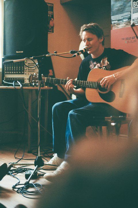 Ben Howard, what a babe!