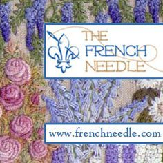 The French Needle Embroidery - Embroidery stiches Videos