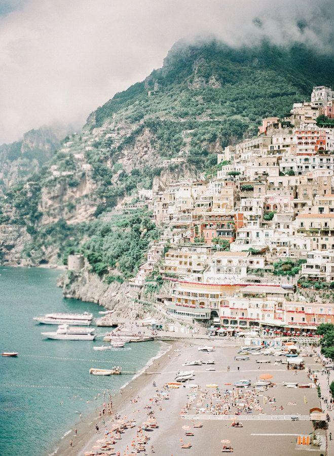 Dreamy Amalfi Coast destination wedding: http://www.stylemepretty.com/destination-weddings/2015/10/02/romantic-amalfi-coast-destination-wedding/ | Photography: Kay English Photography - http://www.kayenglishphotography.com/