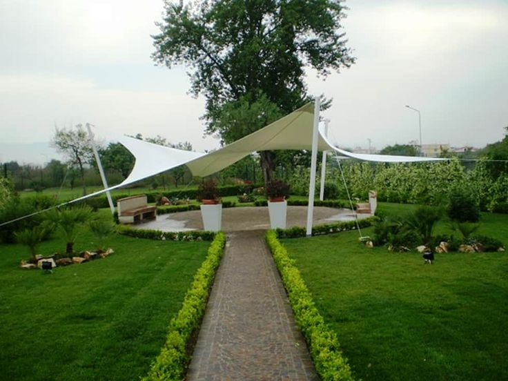 Vela : Giardino in stile in stile Mediterraneo di Fervistudio Outdoor