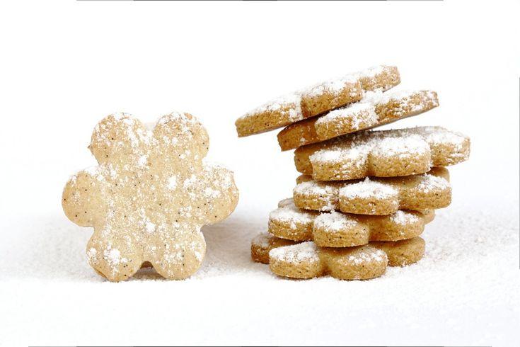 Pohankovo-vanilkové sušenky (přirozeně bezlepkové)