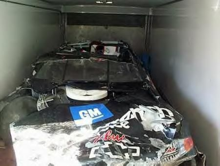 Dale Earnhardt Death Car | Dale Earnhardt's Accident ~