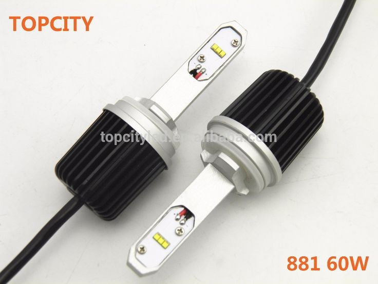 High power car led lamp 881 automotive headlight car headlight bulbs Whatsapp: +8613925028526 Skype: selena.teenda.hid